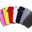 Funda Silicona Iphone 3G/3GS Roja