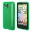 Funda Gel HTC Desire HD Verde