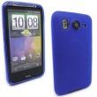 Funda Gel HTC Desire HD Azul
