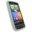 Funda Silicona HTC Desire Blanca