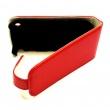 Funda Solapa Blackberry 8520/9300 Curve Roja