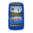 Funda Silicona HTC Desire S Azul
