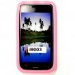 Funda Silicona Samsung Galaxy S i9000 / i9001i PLUS / i9003 SCL Rosa