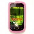 Funda Silicona Samsung Galaxy Mini S5570 Rosa
