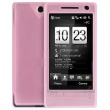 Funda Silicona HTC Diamond 2 Rosa