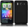 Funda Silicona HTC Desire HD Negra