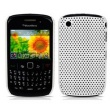 Carcasa trasera Blackberry 8520/9300 Blanca Perforada