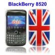 Carcasa trasera Real Madrid Blackberry 8520