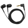 Auriculares In-Ear genéricos jack 3.5mm / 1.5mts Color Negro