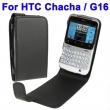 Funda Solapa HTC Chachacha Negro