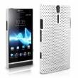 Carcasa Perforada Sony Ericsson Xperia Arc HD Lt25i Blanca