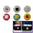 Pegatinas Botón Iphone/Ipod/Ipad (Pack 6)
