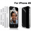 Prot. Pantalla 3 en 1 iPhone 3G/3GS