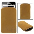 Funda Saco Marrón Samsung Galaxy Note i9220
