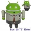 Muñeco Robot Android Verde