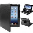 Funda Solapa Negra con soporte para iPad 3