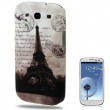 Carcasa Samsung Galaxy S3 i9300 Torre Eiffel