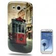 Carcasa Samsung Galaxy S3 Tranvia Rojo