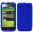 Funda Silicona Samsung Galaxy S i9000 Azul