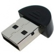 Adaptador Bluetooth Supermini Redondeado chip csr usb ordenador portatil el mas pequeño
