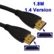 Cable HDMI v.1.4 19pin 1,8 metros PS3 XBOX 360 Play Station Macho A