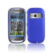 Carcasa trasera Nokia C7 Azul