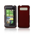 Carcasa trasera HTC 7 Trophy / Mozart HD3 Roja Oscura