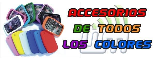 Tienda de Accesorios para el movil: Fundas, Cables de datos, laminas / protectores de pantalla, repuestos, auriculares, baterías, cargadores, adaptadores...